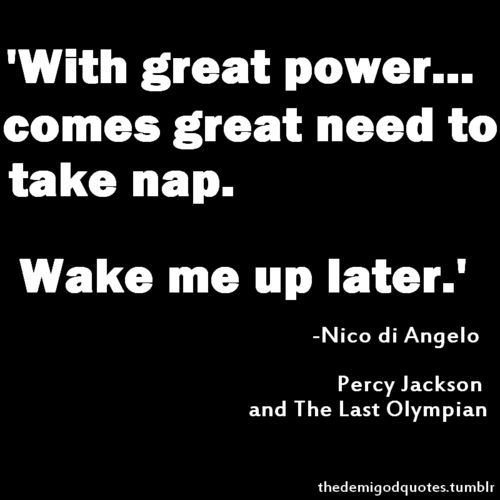 percy jackson quotes pictures | Best quote evar! | Percy Jackson