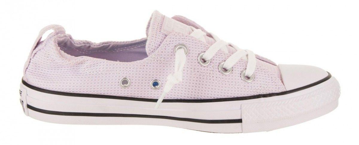 db8ea089c4f Converse Women s Chuck Taylor All Star Shoreline Slip Barely Grape White