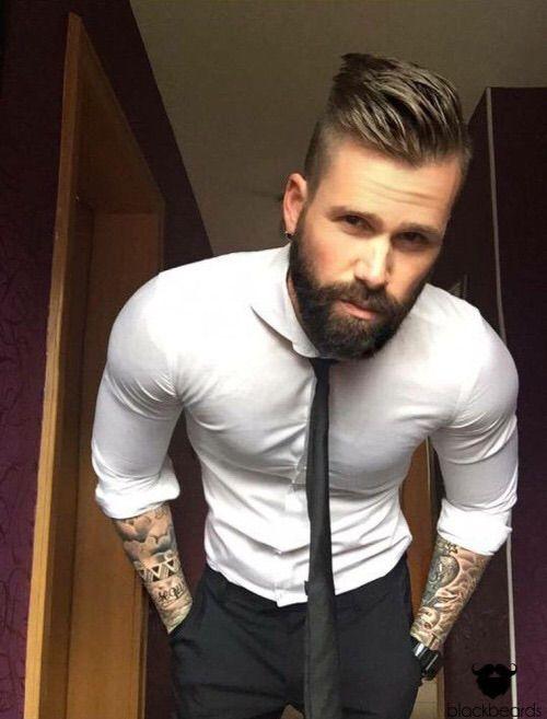Style N Handsome Beards Gentlemen Haircuts For Men Groom Hair Styles Beard Styles