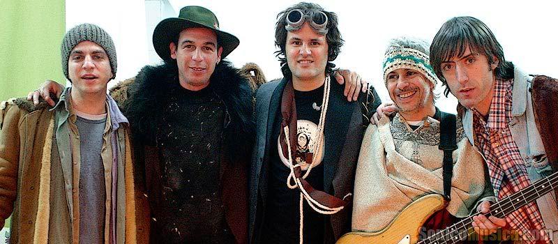 Joros7 S Image Piojos Rock Nacional Argentino Andres Ciro