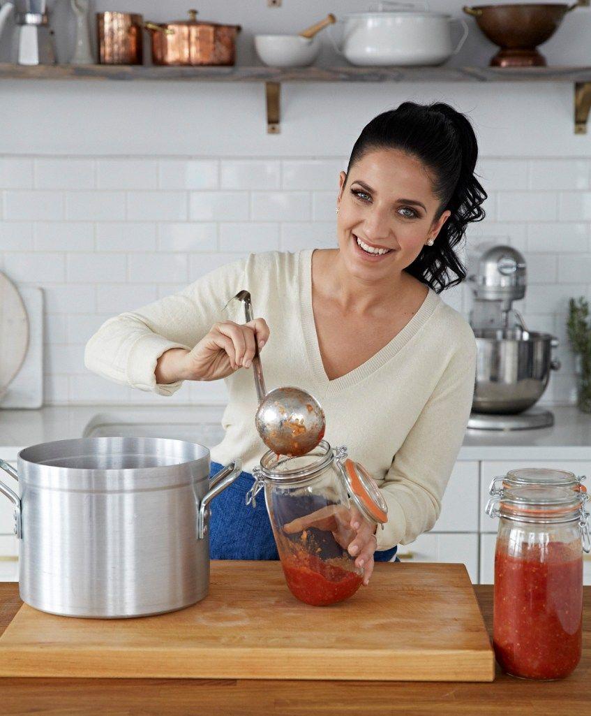 LAURA  NUBILES 71 Laura Vitale in StyleCaster.. love me some Laura Vitale recipes.