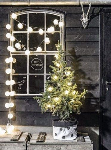 50 Fabulous and Simple Holiday Decorating Ideas Christmas holidays - simple christmas decorating ideas