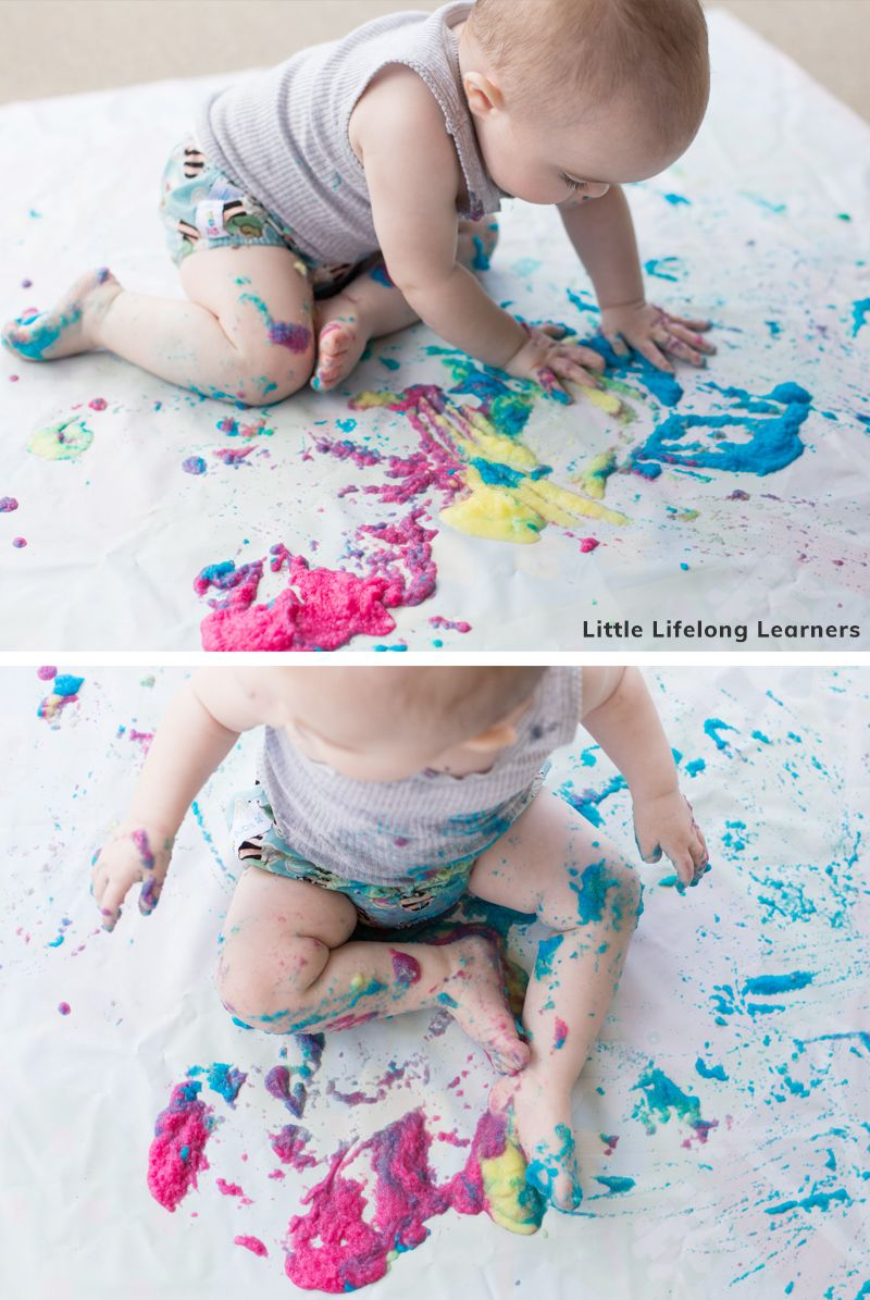 Baby play ideas at 6 months little lifelong learners in