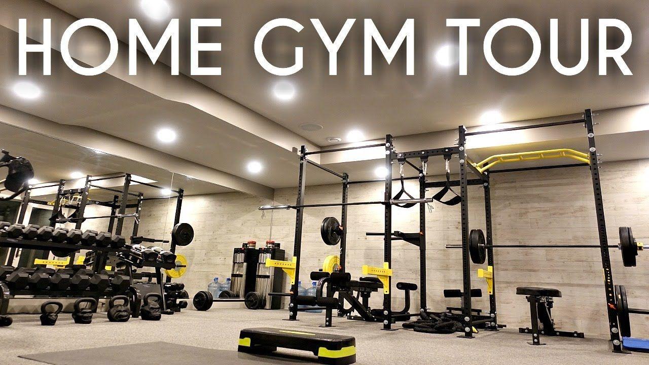 Home Gym Tour Home Gym Home House Design