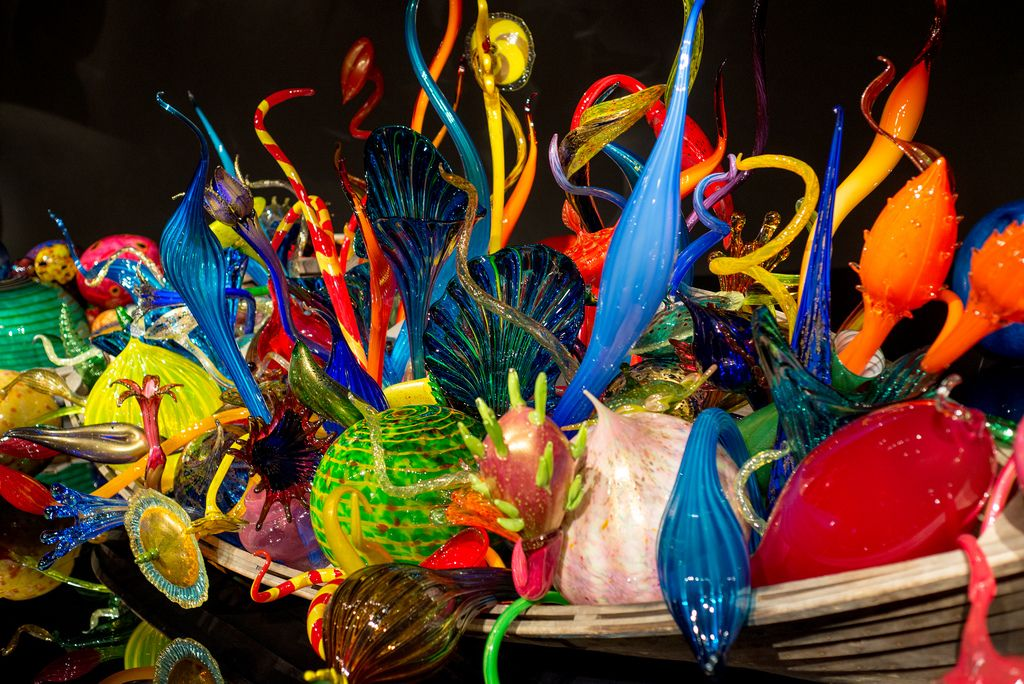 dale chihuly glass sculptures - Google Search