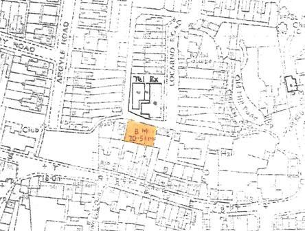 Residential Sales - Miles and Son Estate Agents Swanage - Building Plot west of the town centre