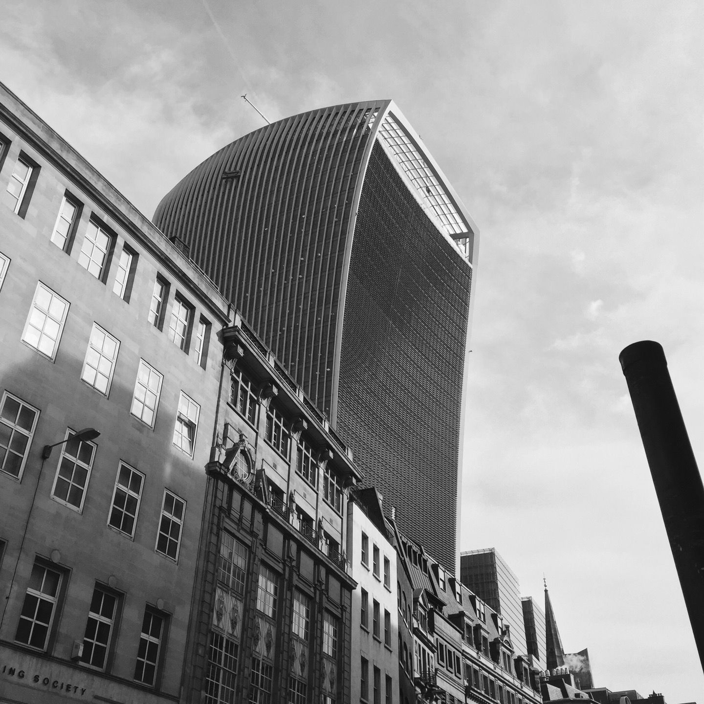 20 Fenchurch St Greater london, Street, Great view