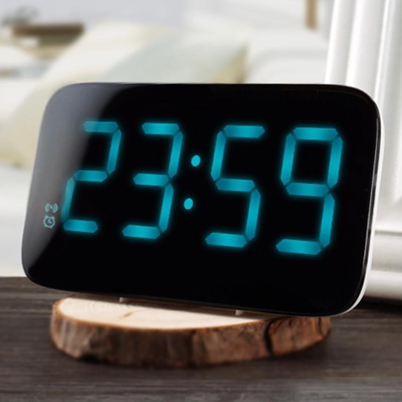 LED Voice Control Digital Alarm Clock  #fashion #design #shoppingaddict #fashionista #instafashion #redcarpet #photooftheday #bestdressed #instacool #fashionaddict