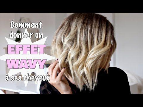 4 techniques simples pour onduler ses cheveux au fer à