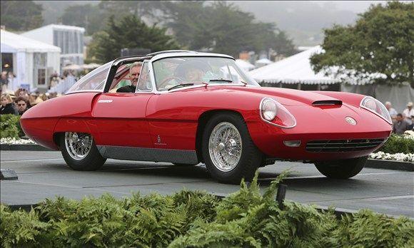 1960 Alfa Romeo 6C 3000 CM Superflow IV