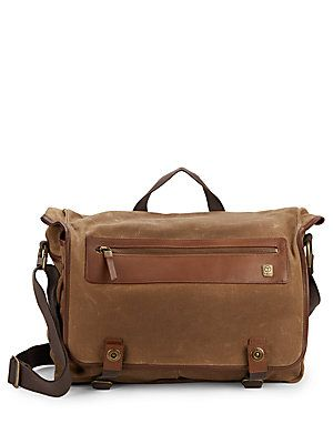 Fairview Messenger Bag