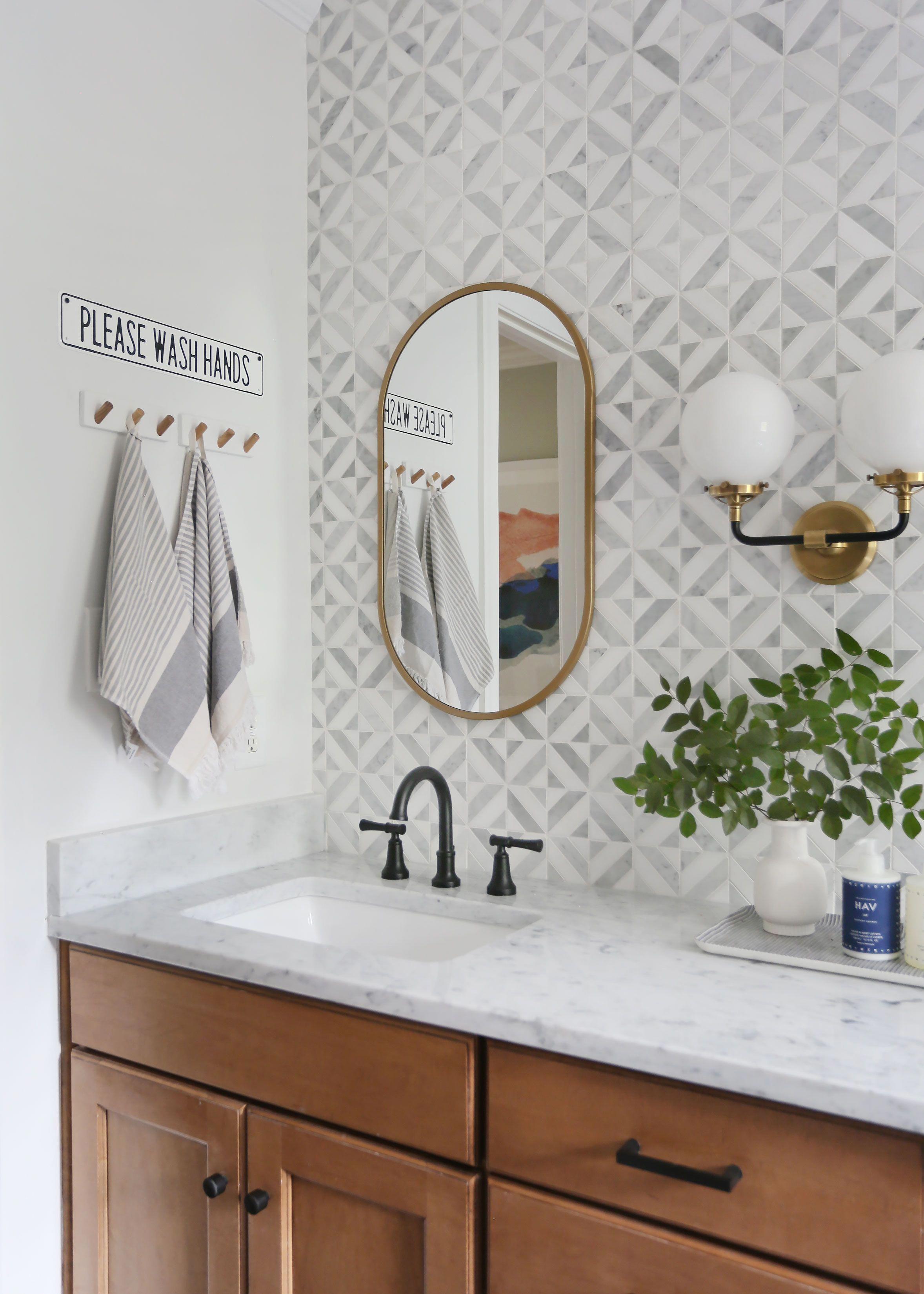 Photo of Reveal the matt black bathroom tap