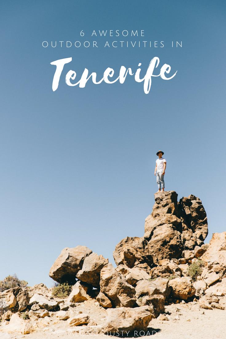Six Amazing Outdoor Activities In Tenerife Sup Surfing