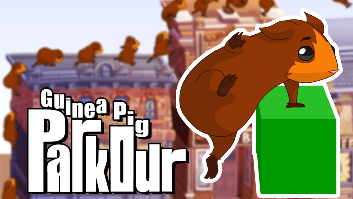 Support Guinea Something Good creating Guinea Pig Parkour