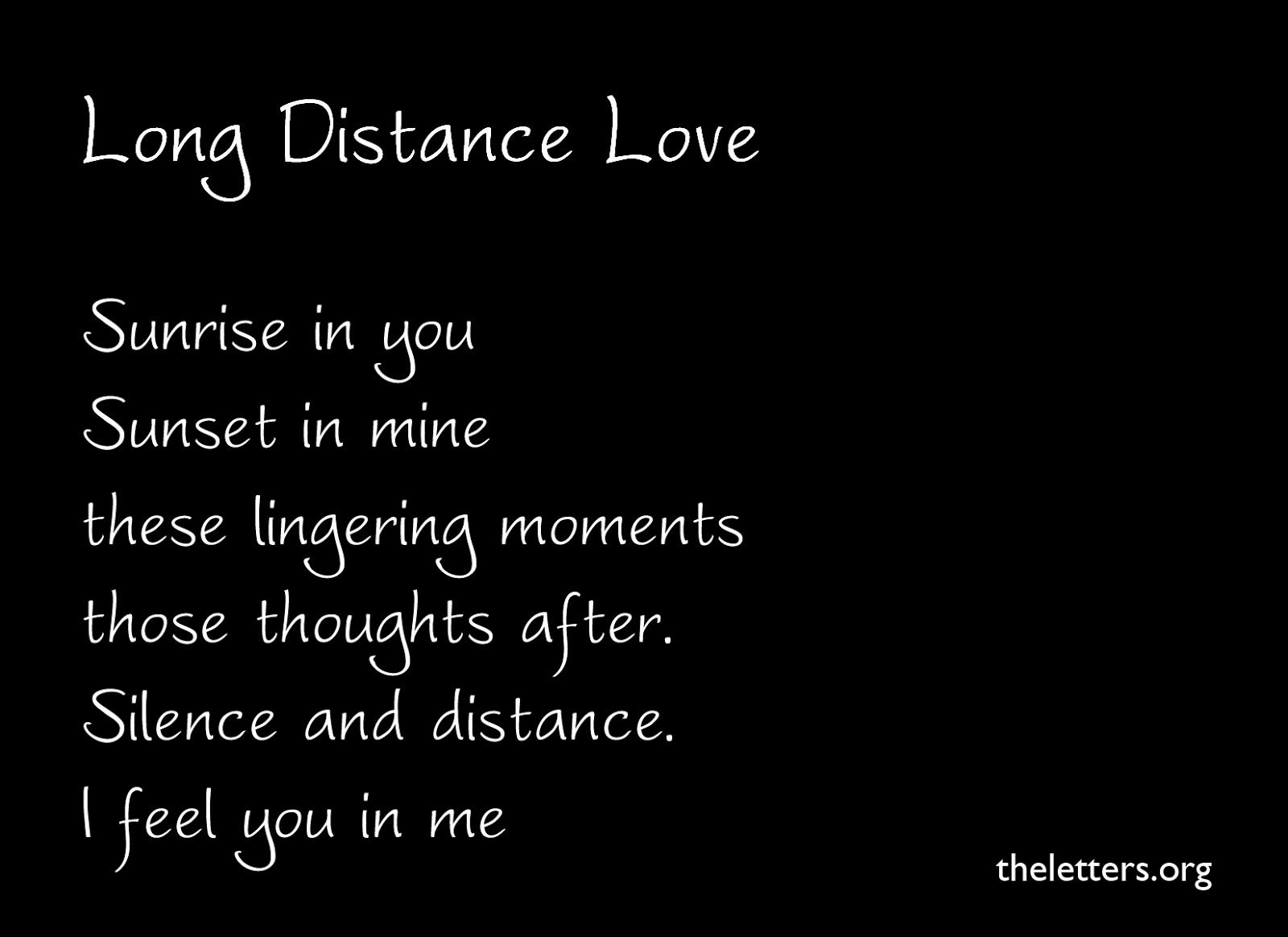Long Distance Relationship Advice For Men