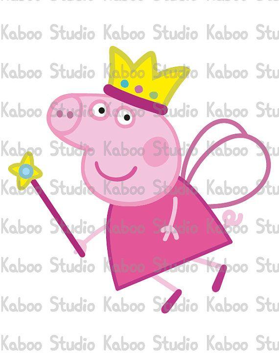 Instant Download Clipart Peppa Pig by KabooStudio on Etsy | Brodie ...