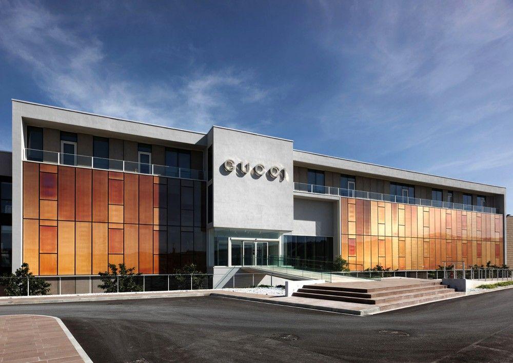 Gallery Of Gucci Headquarters Genius Loci Architettura 2 Genius Loci Architecture Public Architecture