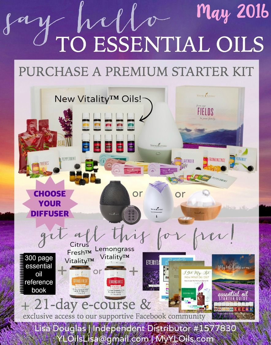 Updated liquid calm recipe with young living oils recipe living