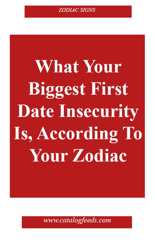 Each zodiac signs biggest insecurity according astrology