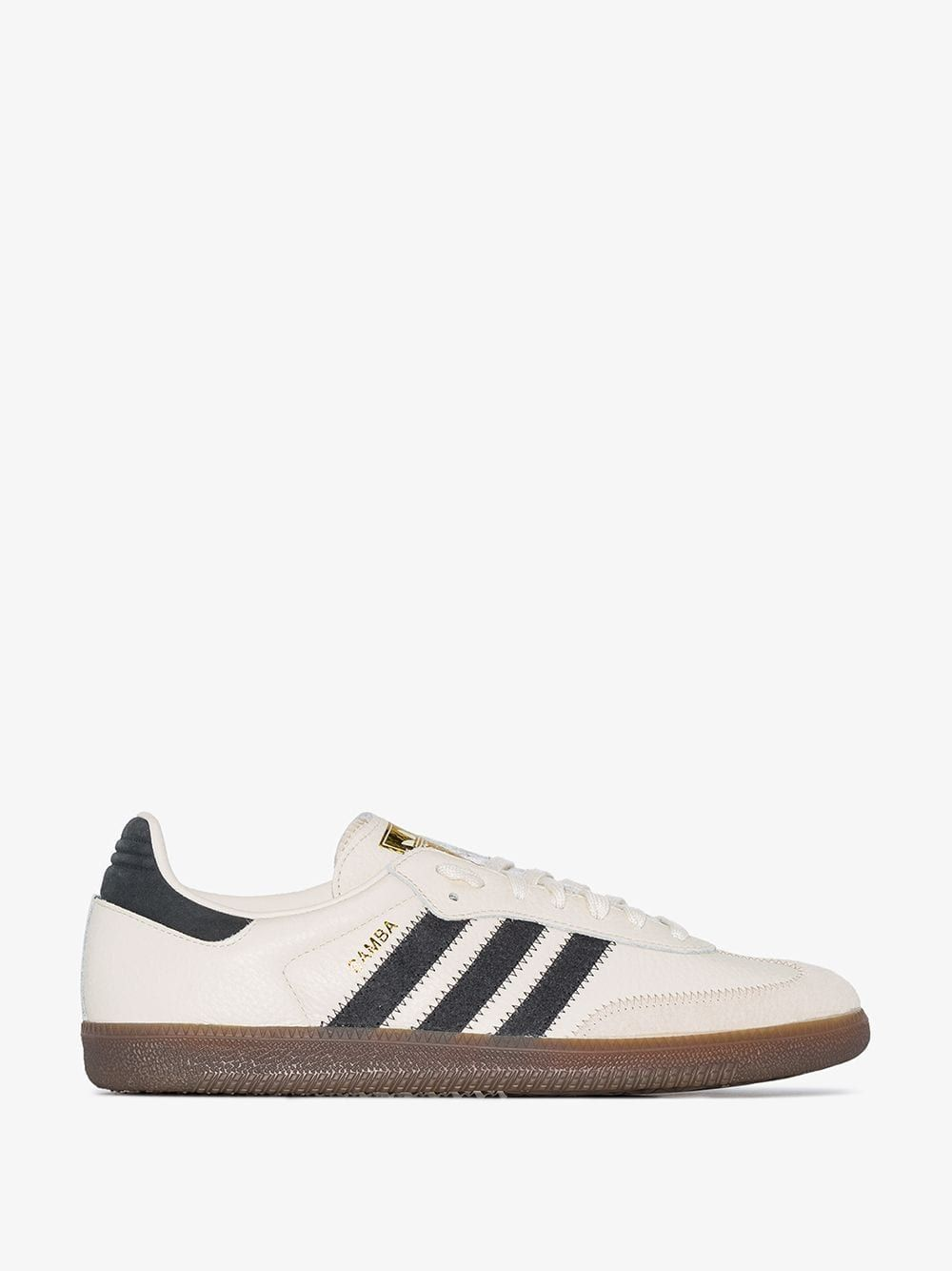 Adidas Samba Low-top Sneakers In White