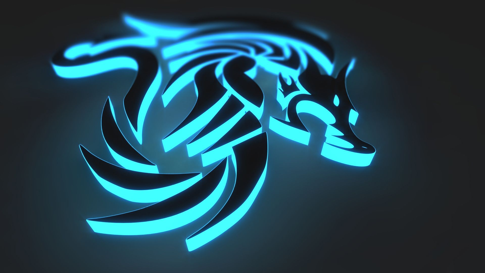3d Wallpaper Free Download Download Dragon Logo 3d Hd Wallpaper Hd Wallpapers For Laptop Dragon Tattoo Wallpaper Neon Wallpaper