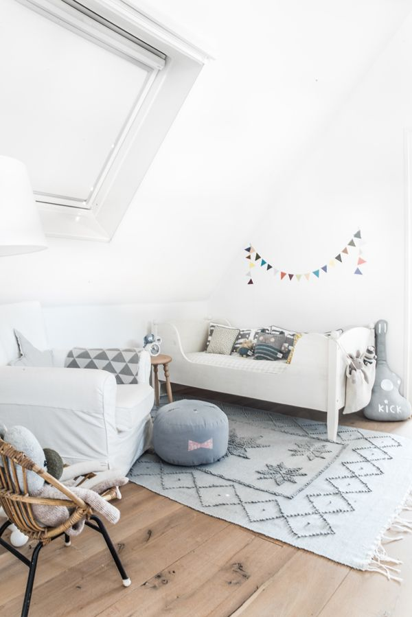 renting kids room rug white on Decokidsncoover-blog chambre