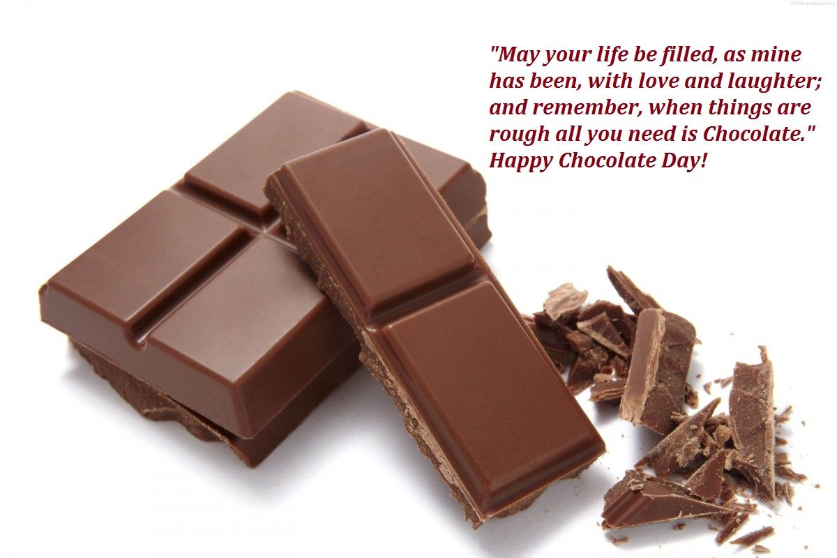 Happy Chocolate Day Messages Quotes Status And Shayari Happy Chocolate Day Chocolate Day Chocolate Day Shayari