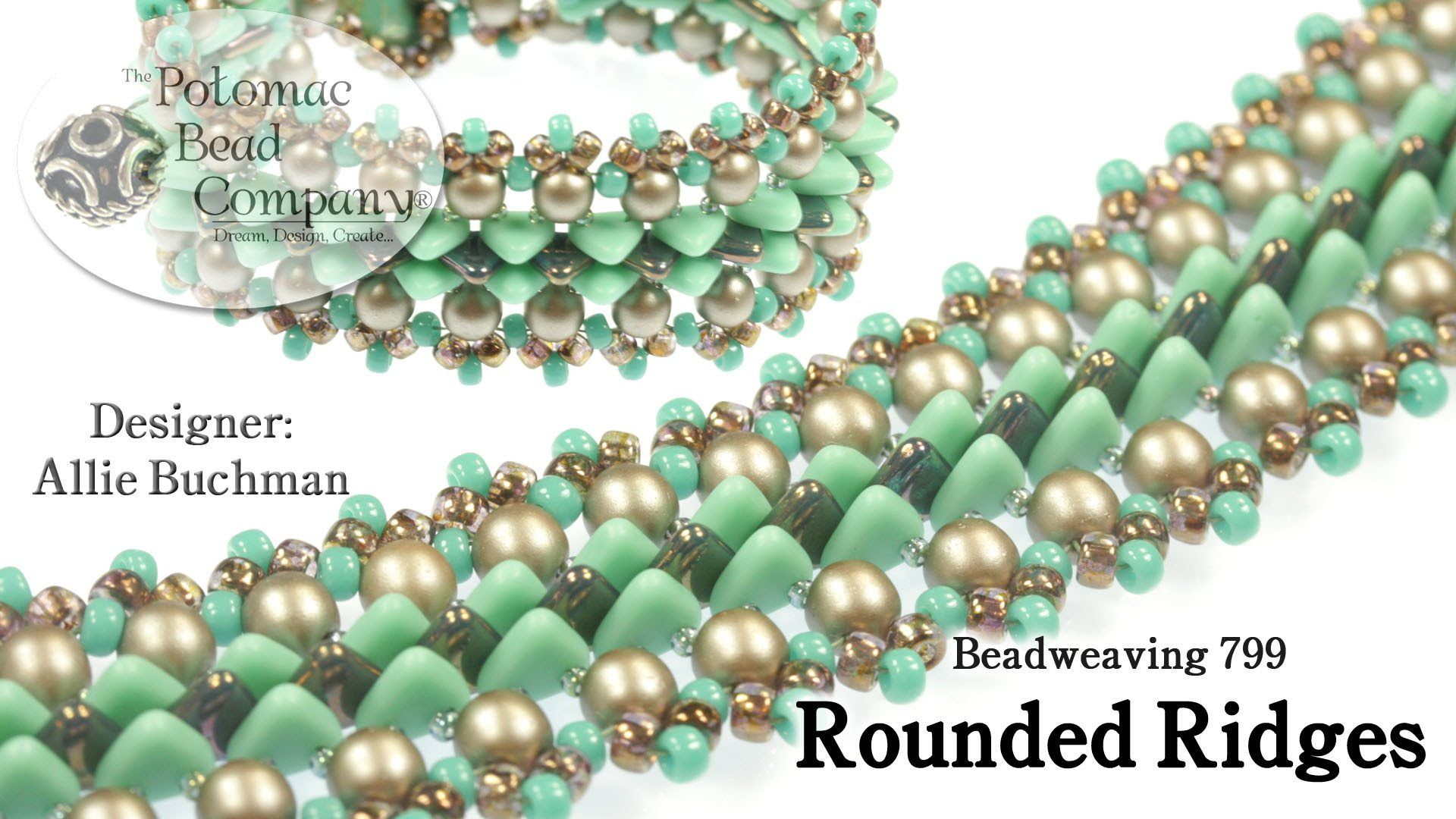 Rounded ridges bracelet bracelet patterns pinterest