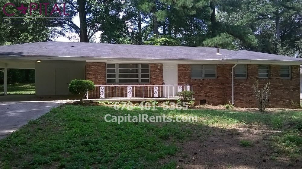 Section 8 housing and apartments for rent in Atlanta ...