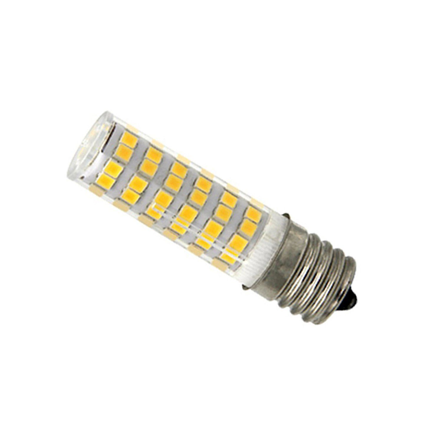 Ceramic E17 Led Bulb For Microwave Oven Appliance 5w 120v T8 T7 E17 Intermediate Base Led Bulb