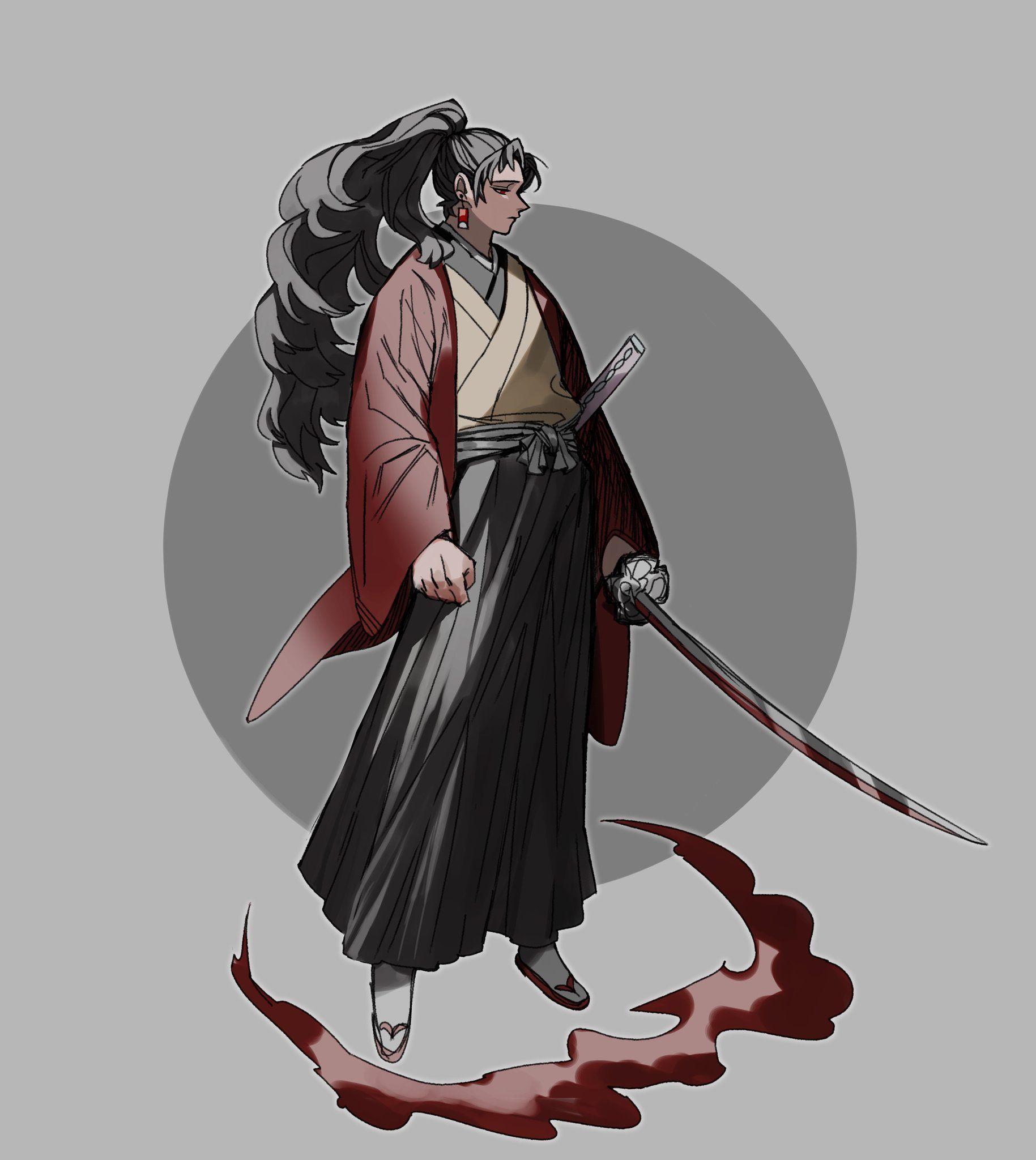 Twitter Anime demon, Slayer anime, Demon hunter