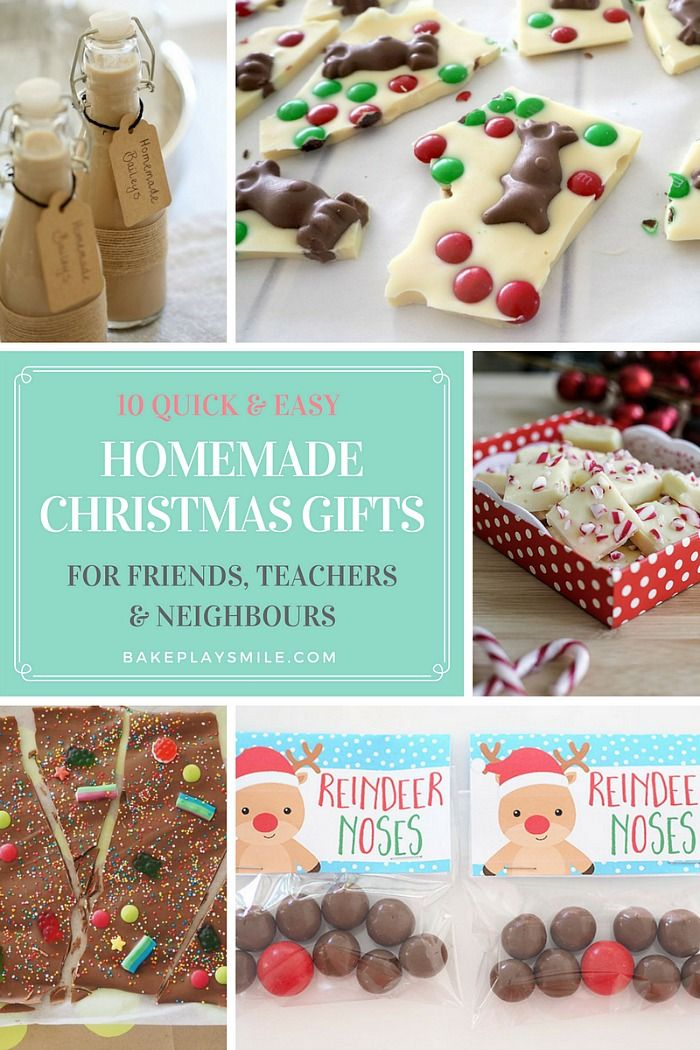 10 quick easy homemade christmas gifts for teachers friends 10 quick easy homemade christmas gifts solutioingenieria Gallery