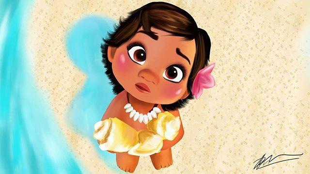 Baby Moana Imagenes De Moana Bebe Imagenes De Moana Dibujos De Moana