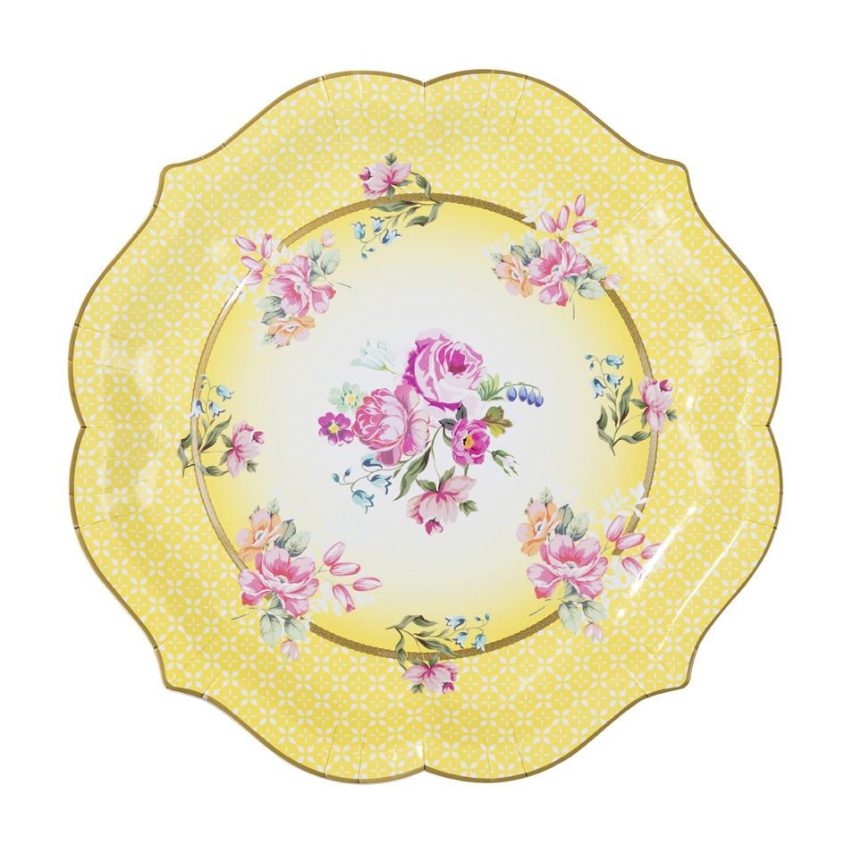 Talking Tables Truly Scrumptious Serving Plate/Platter ( Pack of 4 ...