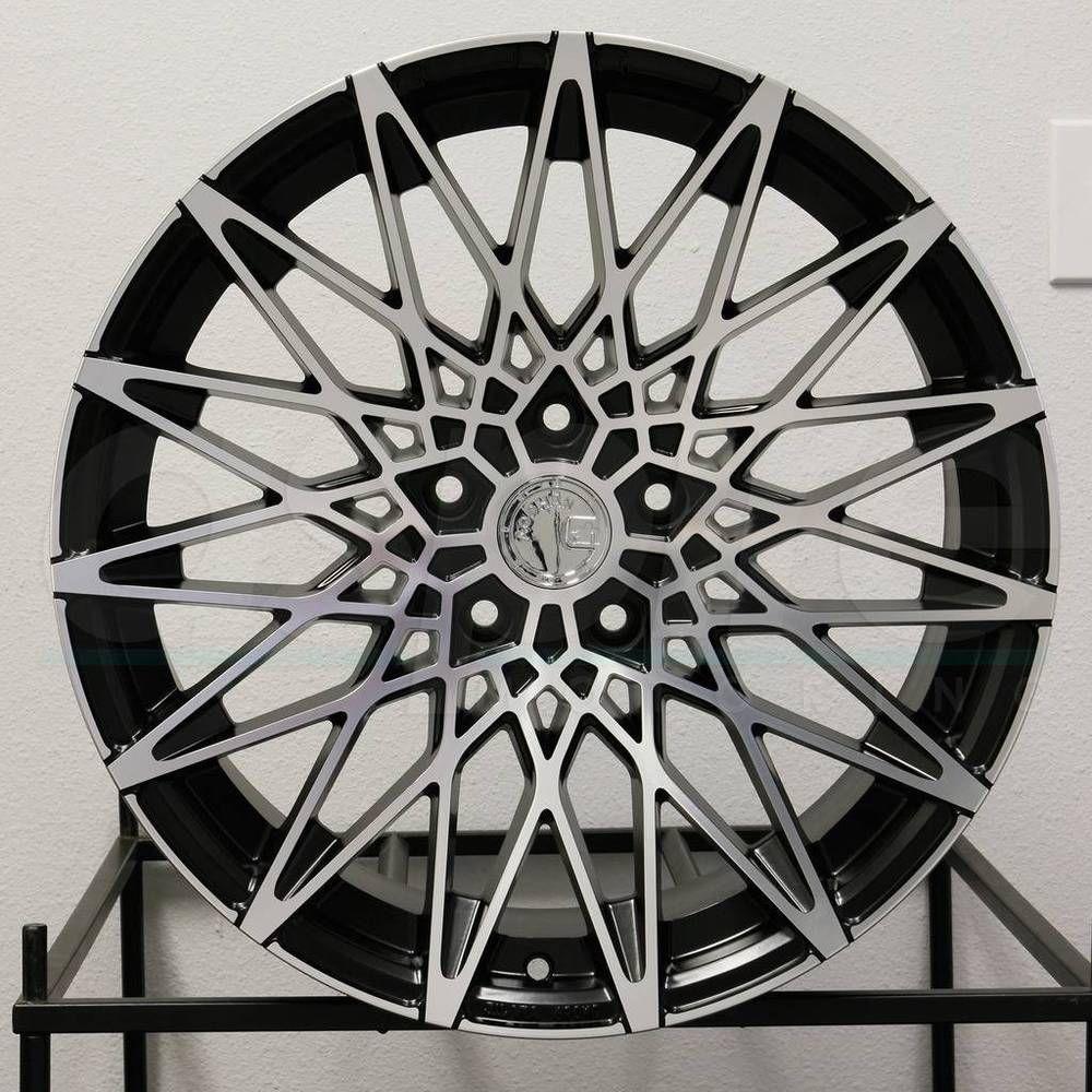 4 New 19 Aodhan Ls001 Ls1 Wheels 19x95 5x1143 15 Matte Black Country Dodge Caravan Instrument Cluster Circuit Board Panel Ebay