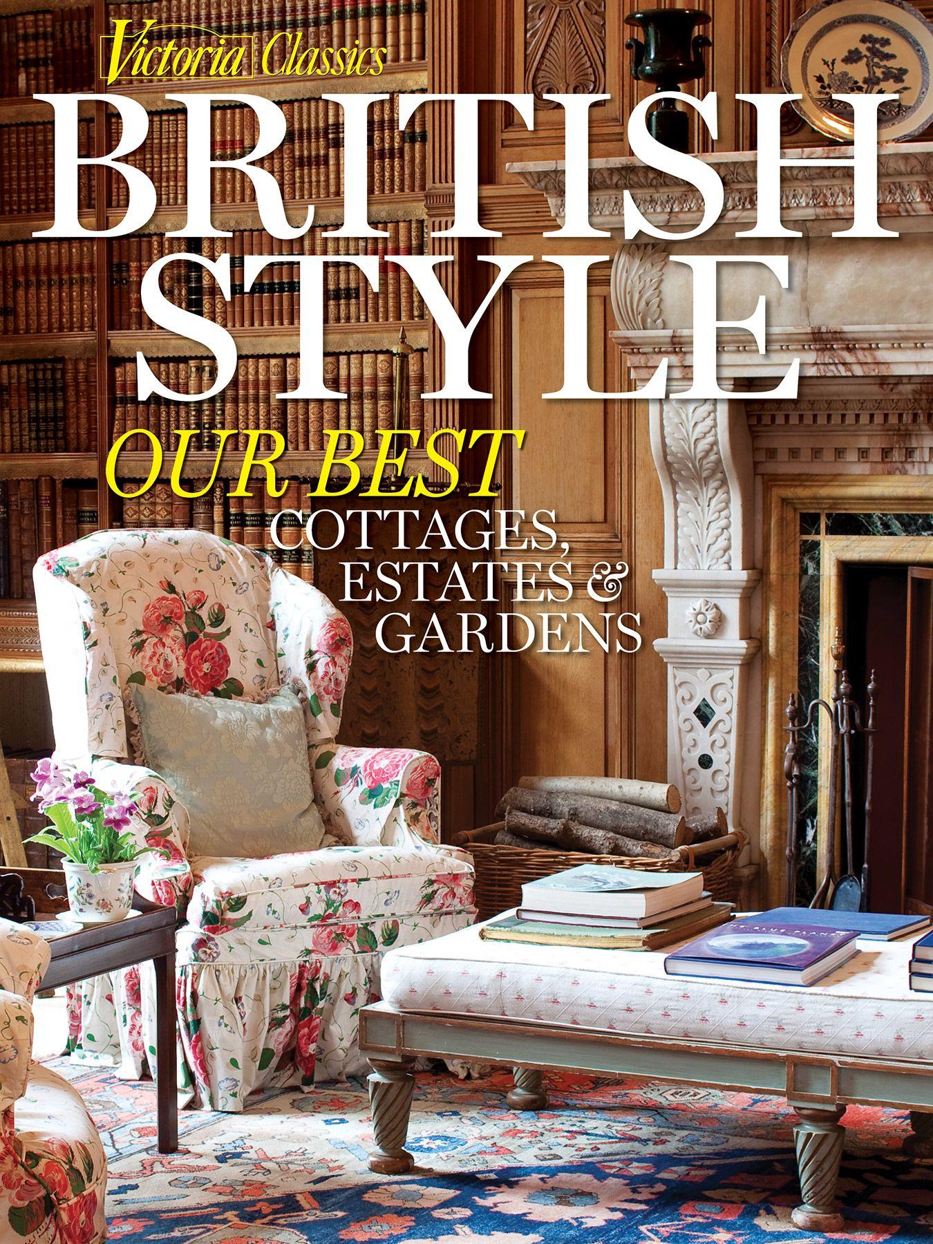 victoria magazine classics british style 2016 in 2020