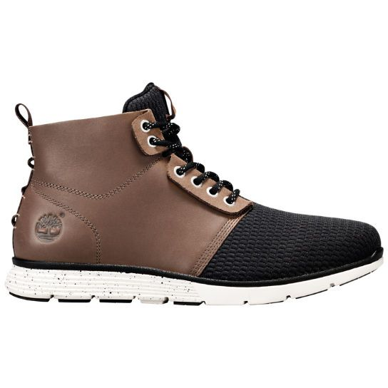 Timberland Bradstreet PT Chukka Lace-up shoes in Brown  W898035