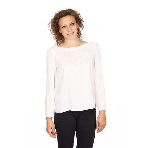 Armani Collezioni ladies shirt long sleeve without buttons RMC25T RM332 101