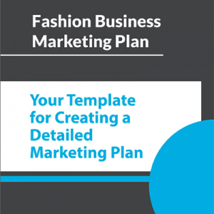 Fashion Business Marketing Plan And Marketing Budget  Work Stuff