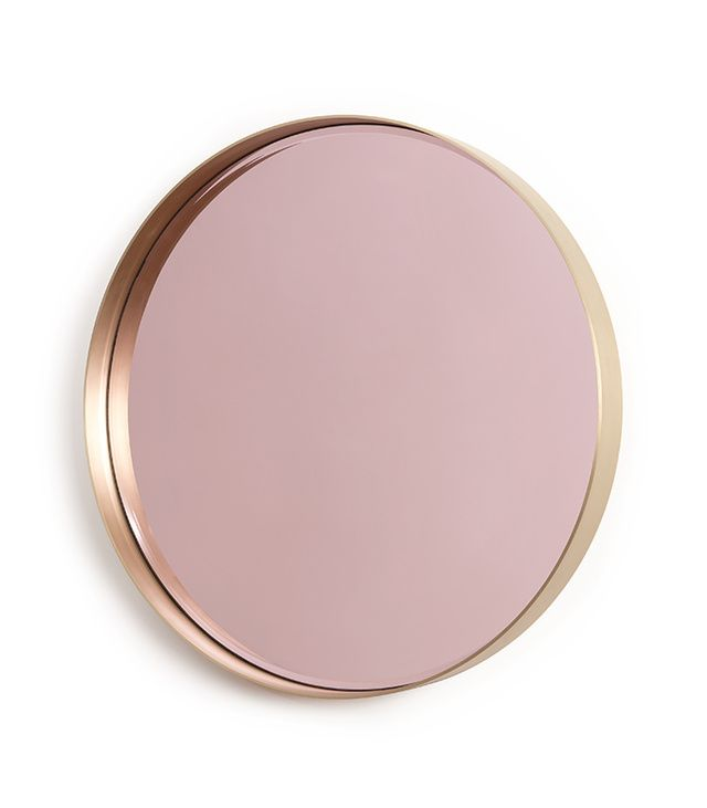 Les Miroirs Tinted Mirror Mirror Objects