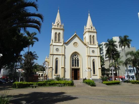 Jundiaí (SP) - Catedral Nossa Senhora do Desterro