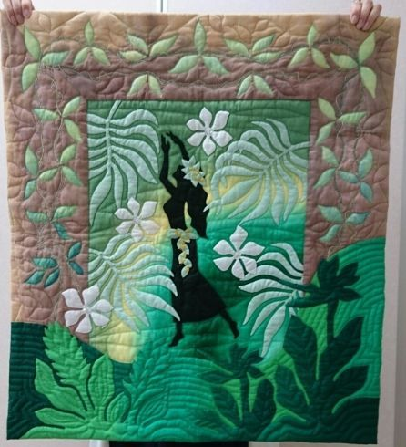 Image result for tropical quilts | Hawaiian quilts | Pinterest