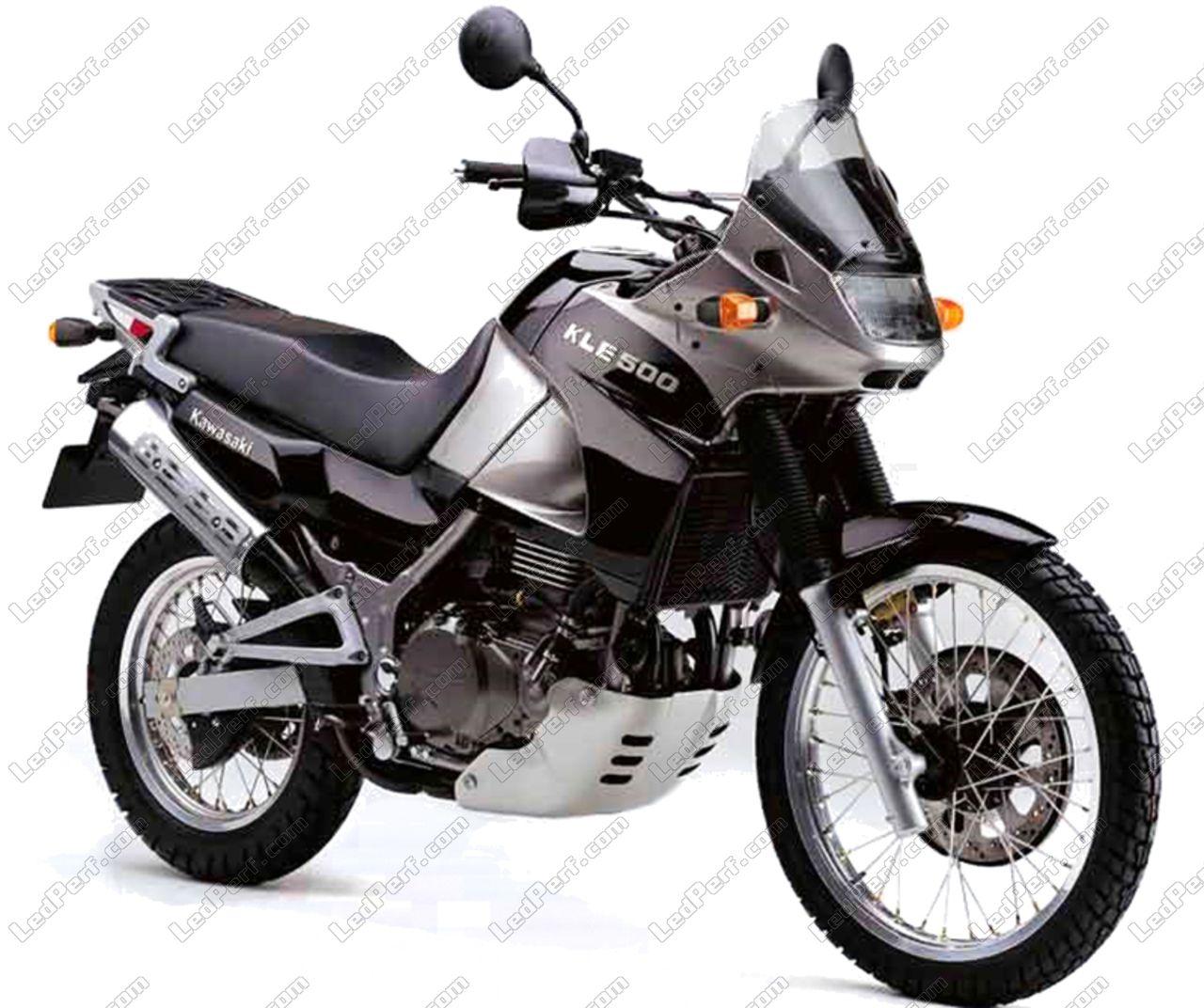 Kawasaki KLE500 Service Manual