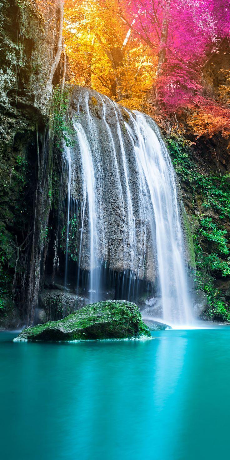 Best 25 Waterfalls Ideas On Pinterest Beautiful Waterfalls Grand Canyon Waterfalls And Natural Wat Beautiful Nature Beautiful Landscapes Nature Photography