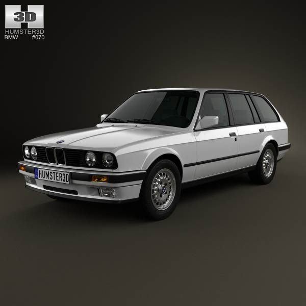 BMW Series Touring E D Model From Humsterdcom Price - Bmw 3 touring price