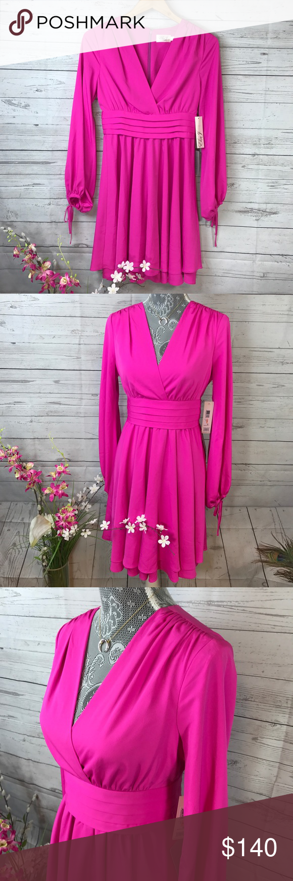 Nwt eliza j dress customer support and delivery