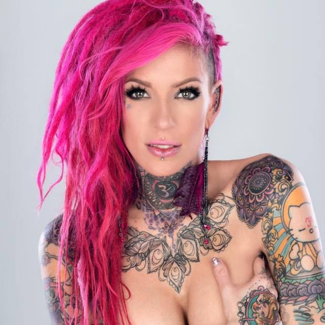 Tattoo Girls Body Piercing Modification Gorgeous Tattooed Xhamsters 1