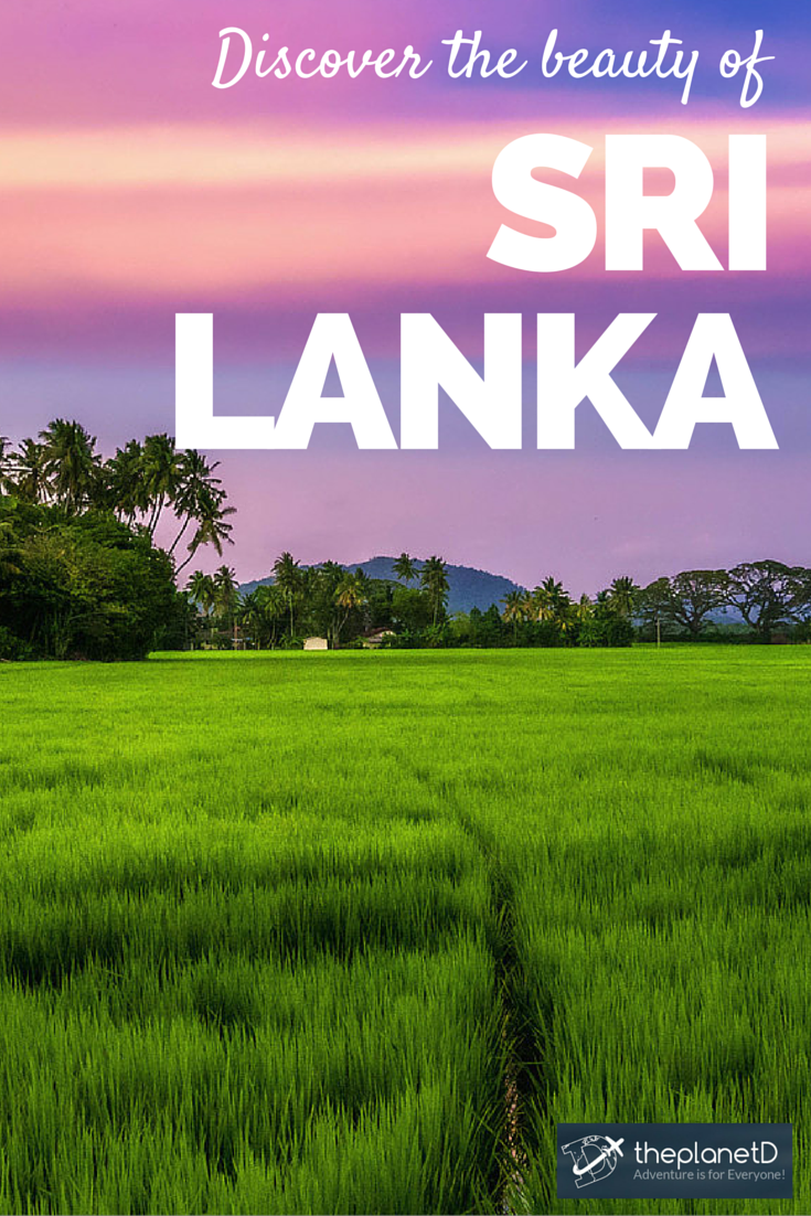 Discover the beauty of Sri Lanka with these Photos | The Planet D Adventure Travel Blog | We have a soft spot for Sri Lanka, it is often at the top of our list of places we recommend to visit. We hope that after viewing these photos, you will feel the same way.