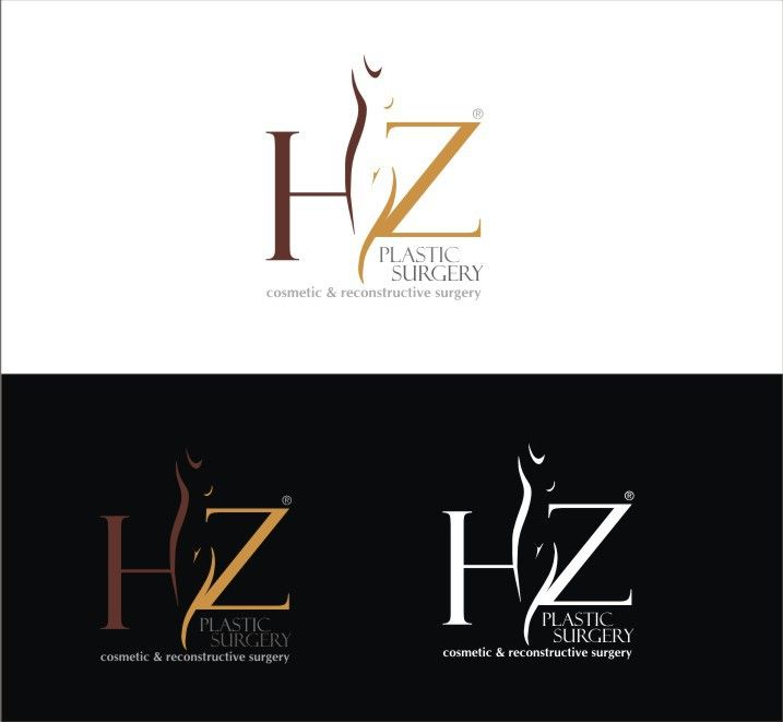 Design a simple classic logo for HZ Plastic Surgery by innovative - plastic surgery consultant sample resume