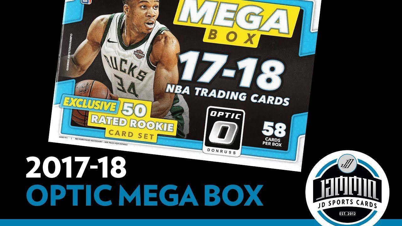 201718 donruss optic basketball target mega box